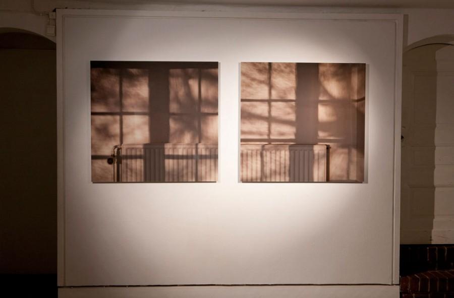 Sen sols vandring över element, Lisa Strömbeck